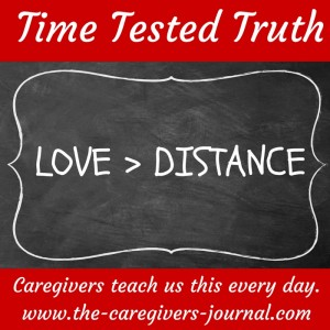 LOVE - DISTANCE