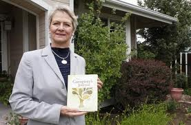 Marie Gibson, author of The Caregiver's Journal