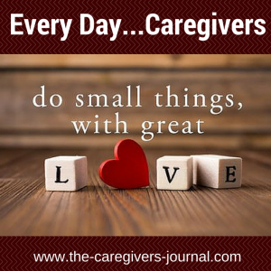 Do small things with great love CGJ