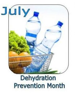dehydration prevention month